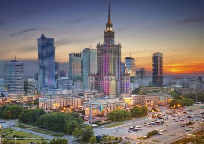 EPA 2019 – Warsaw will surprise you!