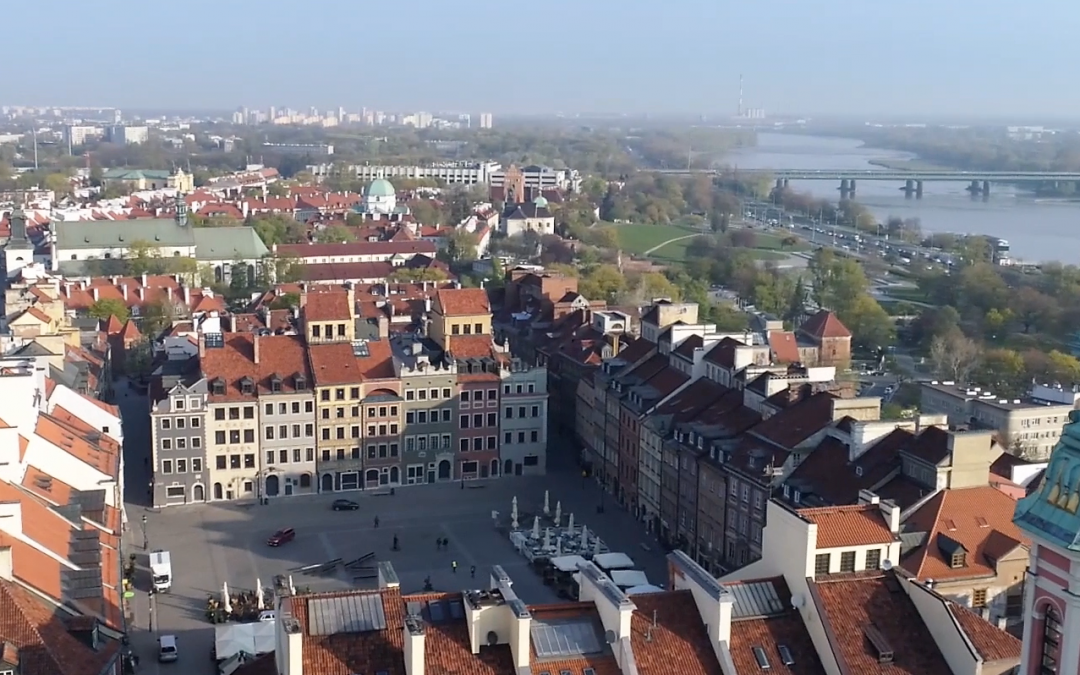 Discover Warsaw with Warsaw Tourism Organization