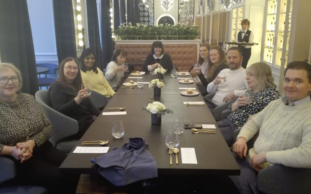 Fam Trip for meeting planners from UK