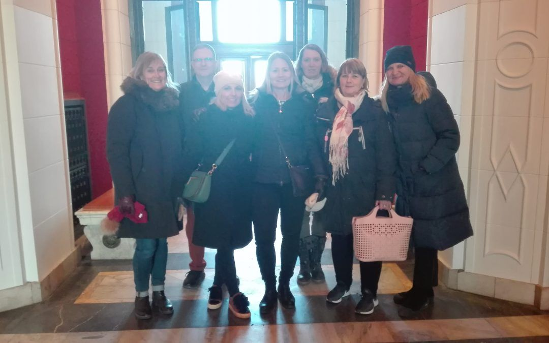 Fam trip from Sweden