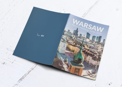 Newest edition of Warsaw Meetings Guide