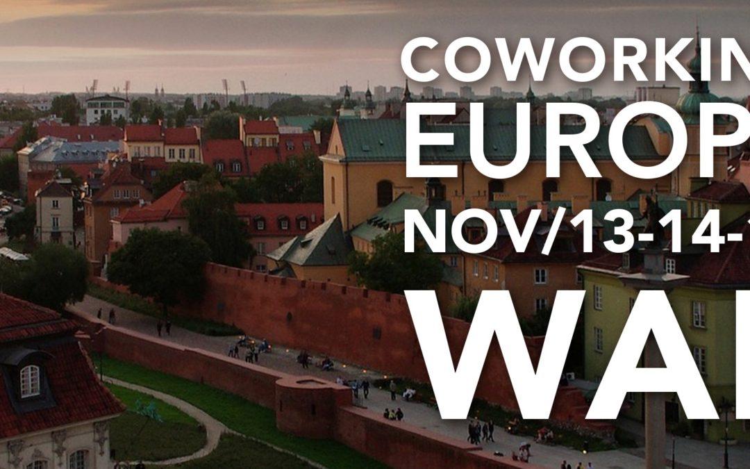 Coworking Europe 2019