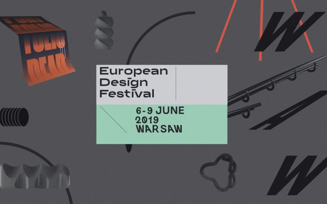 Warsaw to host the European Design Festival in June