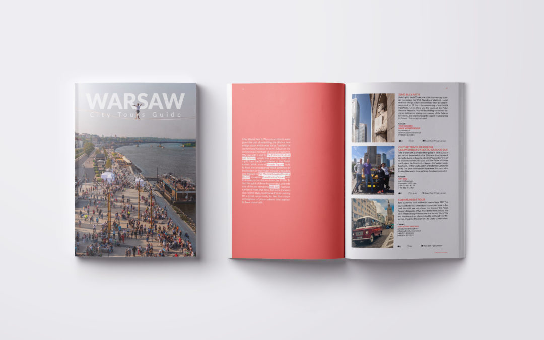 Warsaw City Tours Guide
