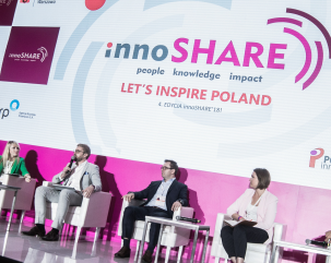 Where science becomes business. InnoSHARE UNIversity 2019