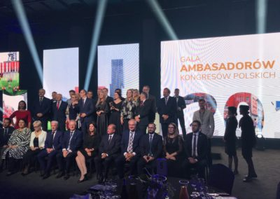 Polish Congress Ambassadors Gala 2019
