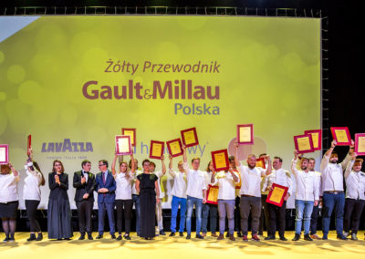 Premiere of the 2020 Gault&Millau restaurant guide