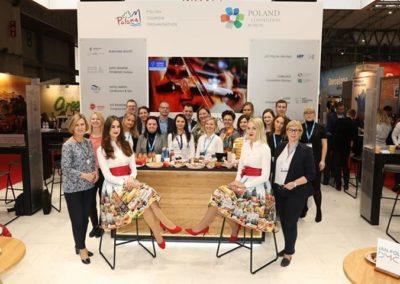Warsaw CvB exhibiting at IBTM Barcelona 2019