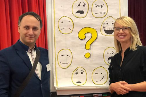 MPI Poland Chapter training course – Storytelling, The Power of Business Stories