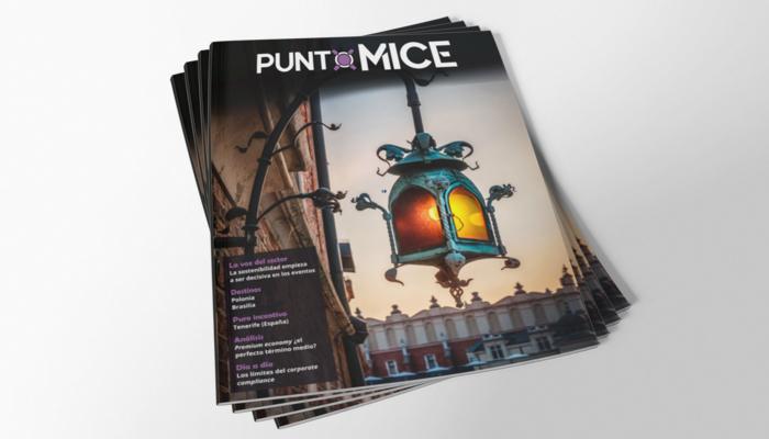 Warsaw featured in Spanish MICE magazine