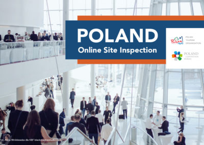 Get to know WTO members' offers through Poland: Online Site Inspection