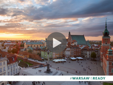 #WarsawIsReady promotional video