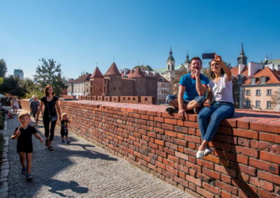 Tourism in Warsaw – Report 2019