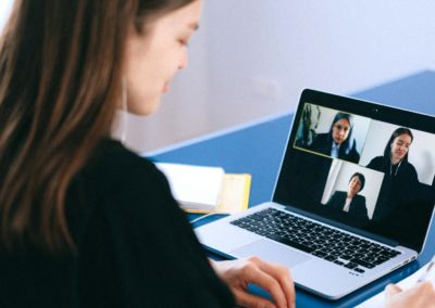 Online meetings eventually allowed in the red zone