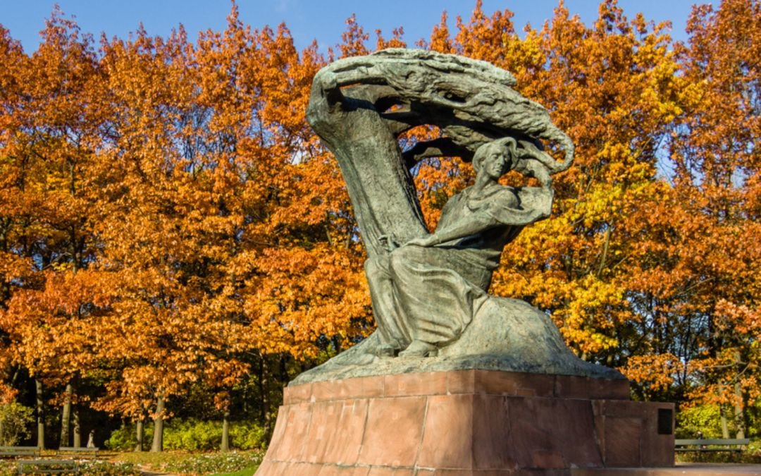 Chopin's Warsaw featured in Classical Destinations: The Great Composers series