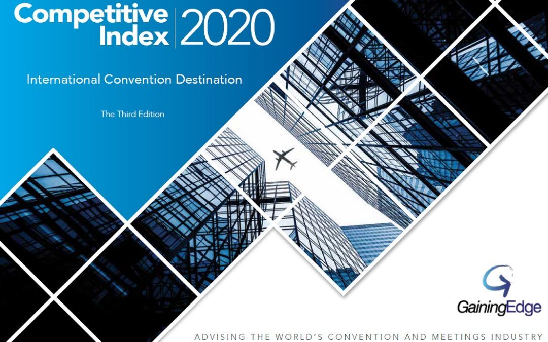 Warsaw in Destination Competitive Index 2020