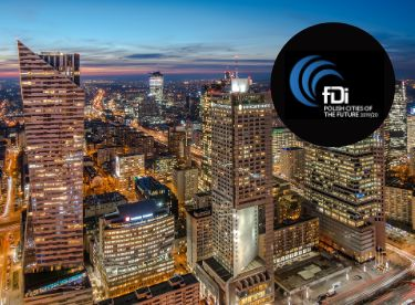 Warsaw reigns supreme for the third consecutive time as fDi's Polish City of the Future for 2019/20