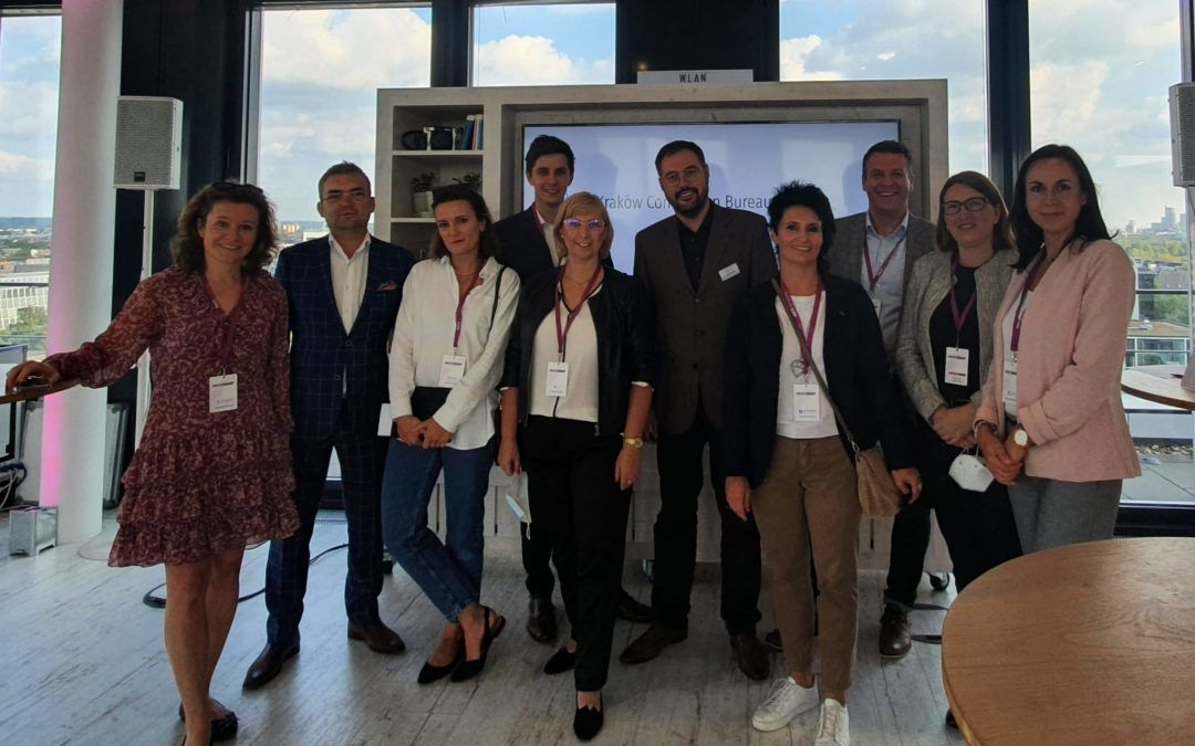 Warsaw CvB on MICE Melody roadshow in Germany